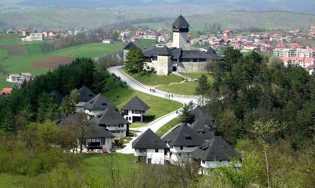 Stari Grad Velika Kladusa Bosnia Beautiful Places Countries Europe Excursions