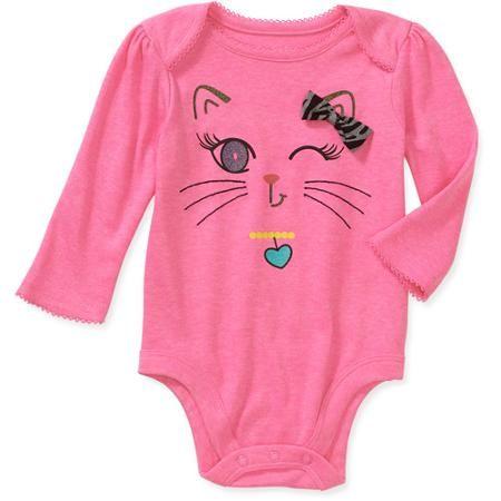 Garanimals Newborn Girl Mix n Match Graphic Creeper. #: 552563313 - 1 piezas, 95.00 PesosMX, 6 piezas, 508.00 PesosMX. Precio de mayoreo a partir de la compra de 12 piezas.
