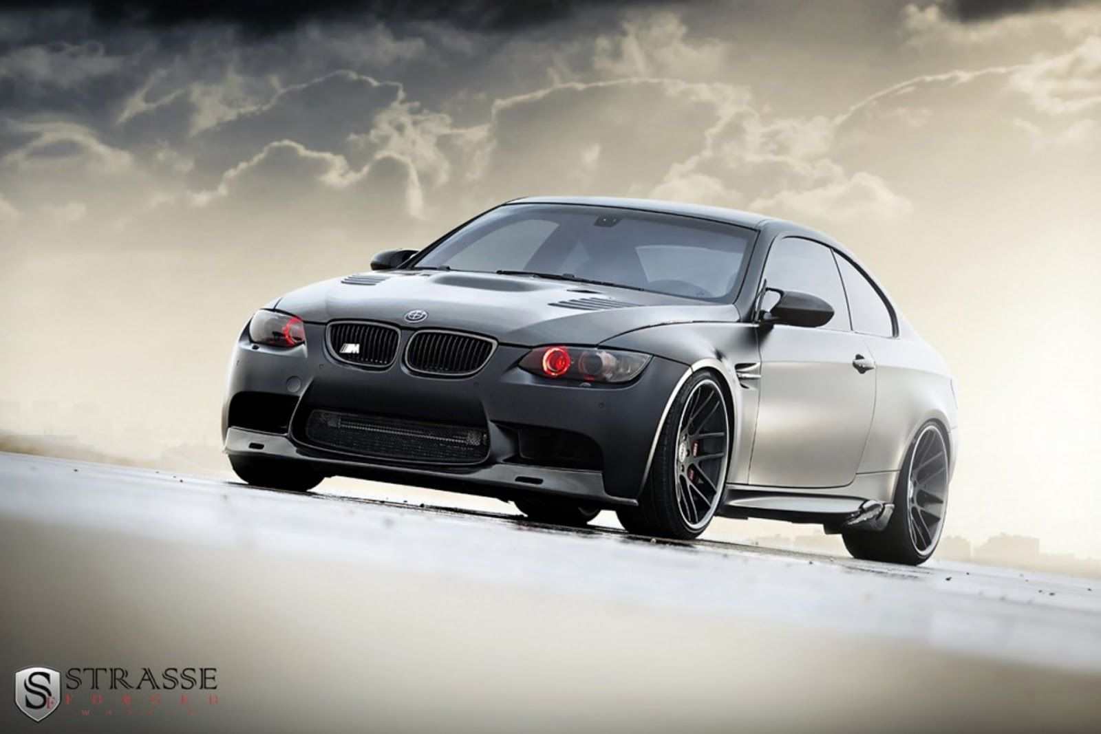 All cars nz 2012 bmw m3 e92 625hp by strasse forged