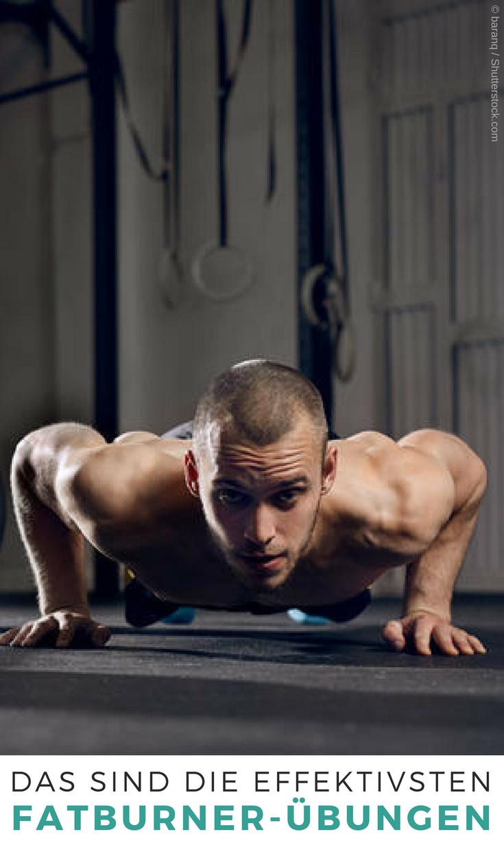 Herz-Kreislauf-Übungen zum Abnehmen Männer