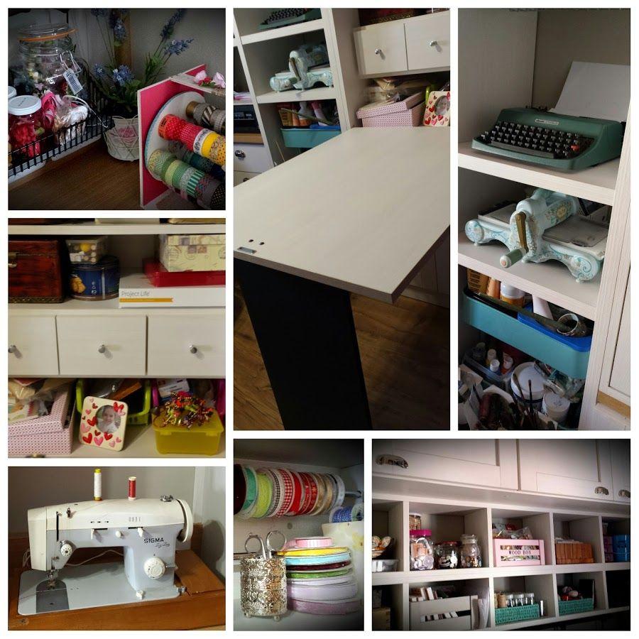 Mi nueva Scraproom! | Manualidades