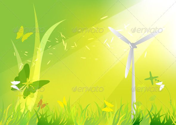 Realistic Graphic DOWNLOAD (.ai, .psd) :: http://sourcecodes.pro/pinterest-itmid-1005411600i.html ... Nature Landscape ...  abstract, background, ecology, environment, garden, grass, green, illustration, landscape, light, natural, nature, plant, season, tree, vector, wind turbine  ... Realistic Photo Graphic Print Obejct Business Web Elements Illustration Design Templates ... DOWNLOAD :: http://sourcecodes.pro/pinterest-itmid-1005411600i.html