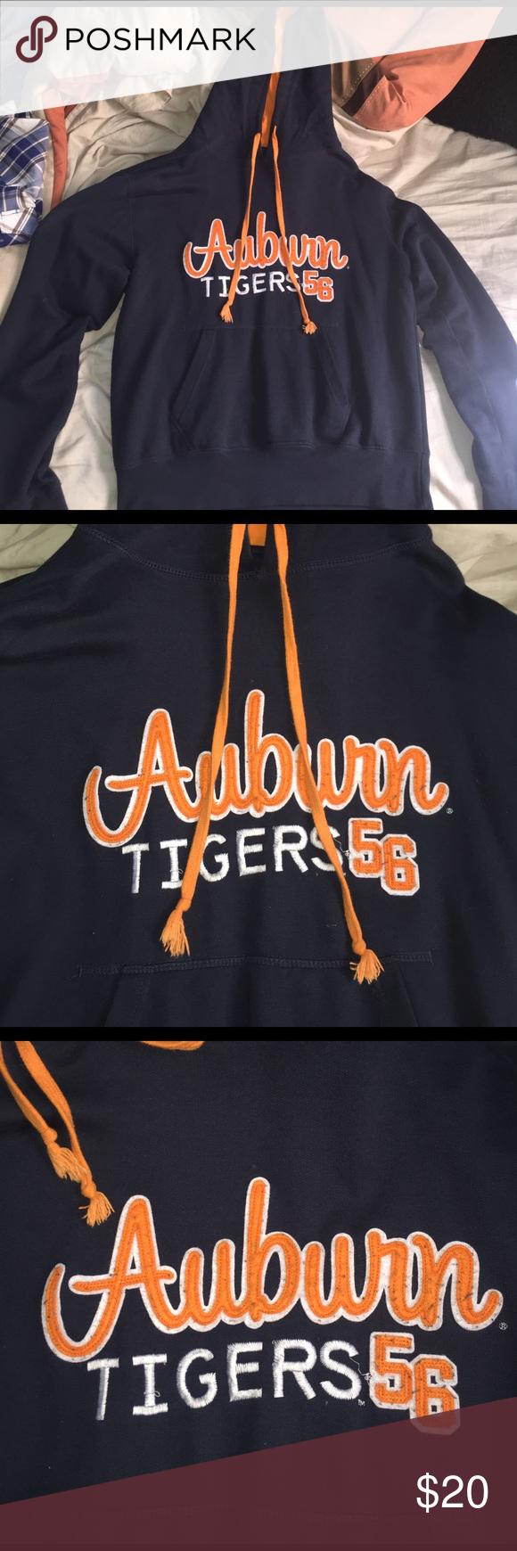 Auburn Hoodie Unisex Auburn Tigers hoodie in great condition. PressBox Tops Sweatshirts & Hoodies