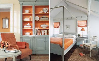 Tangerine Spare Room Colour Ideas Living Room Tiles Home Decor
