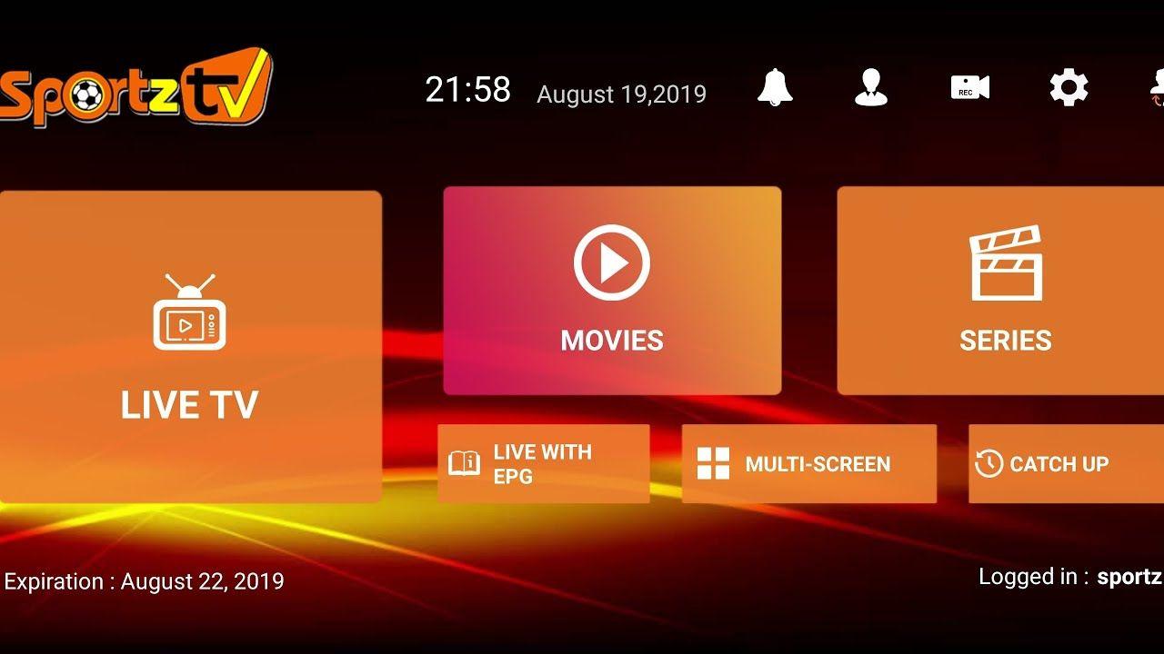 Firestick/Filelinked/Sportz Multi Redone. Live tv