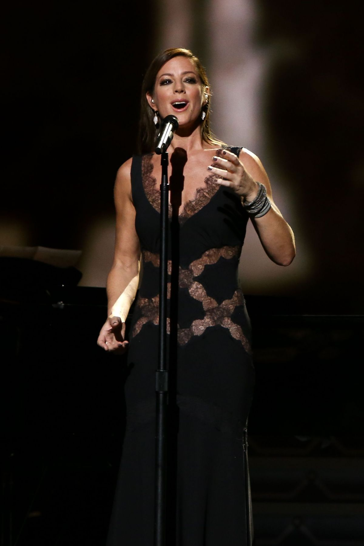 Sarah McLachlan performs at the CMA 2016 Country Christmas