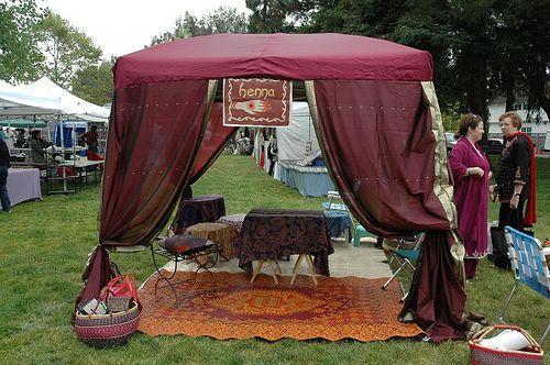 Set Up A Booth Somewhere Massage Mobile Massage