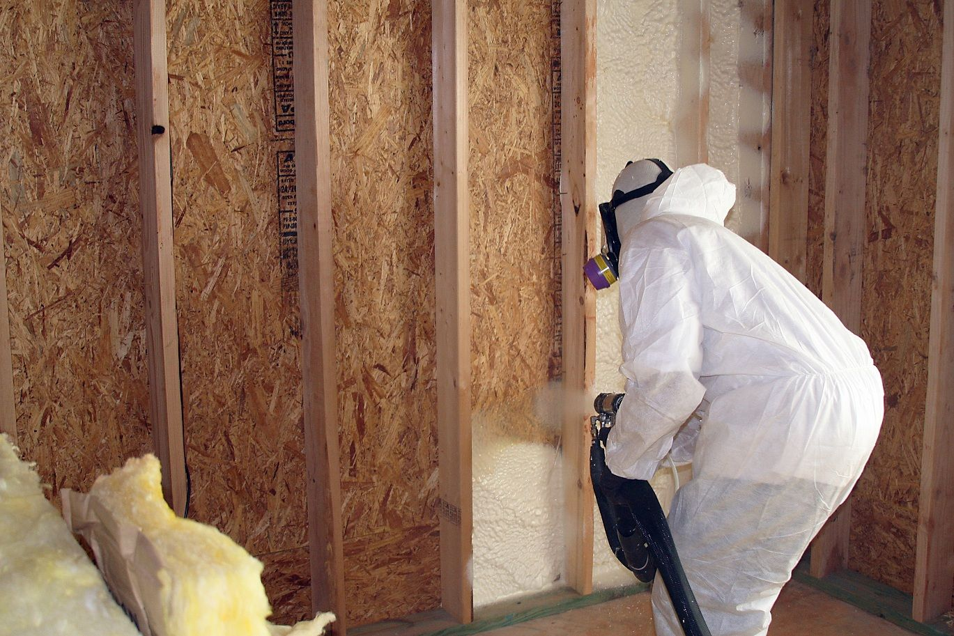 Spray foam insulation for house - Wood Frame Construction Manual Wood Frame Wall Installing Windows With Foam Sheathing
