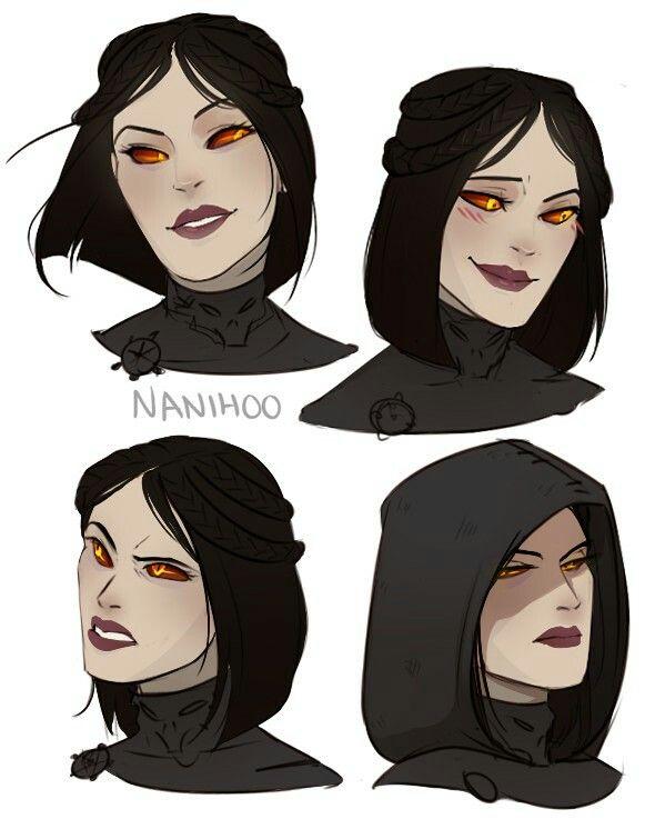 serana by the awsome nanihoo I want to marry Serana but I