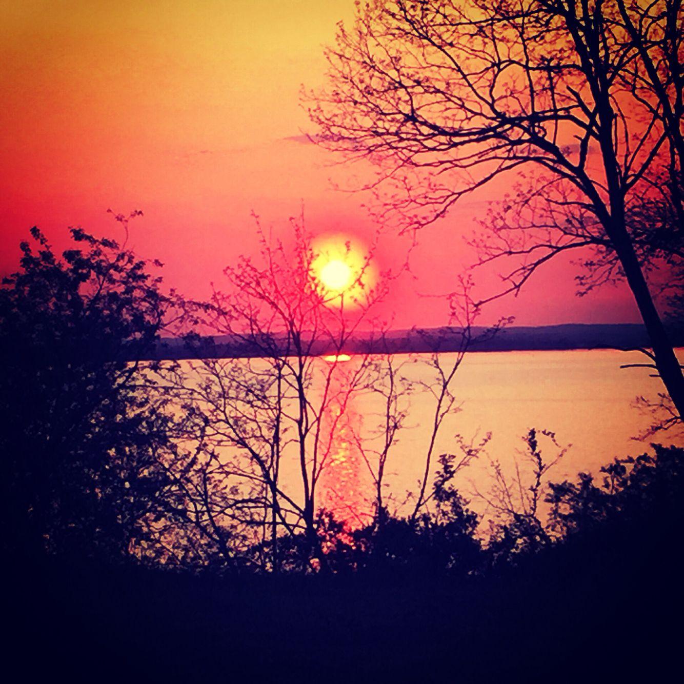 Sunset turkey point Maryland