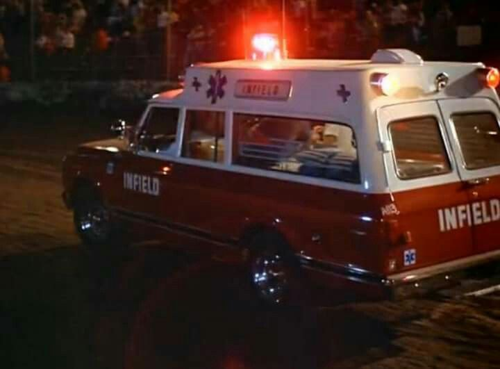Infield Ambulance - California