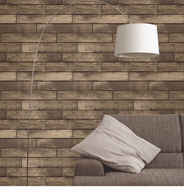 Fake Love Wallpapers: Love This Faux Wood Wallpaper Getting It For Around My
