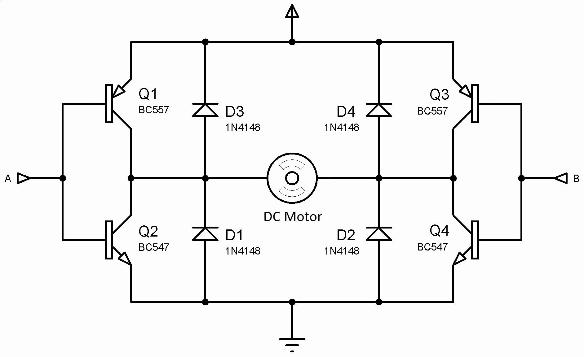 Bodine Electric Motor Wiring Diagram Unique In