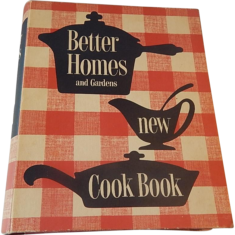 ecccb554b5e39d18dc65397b52c259fc - Better Homes And Gardens First Edition Cookbook