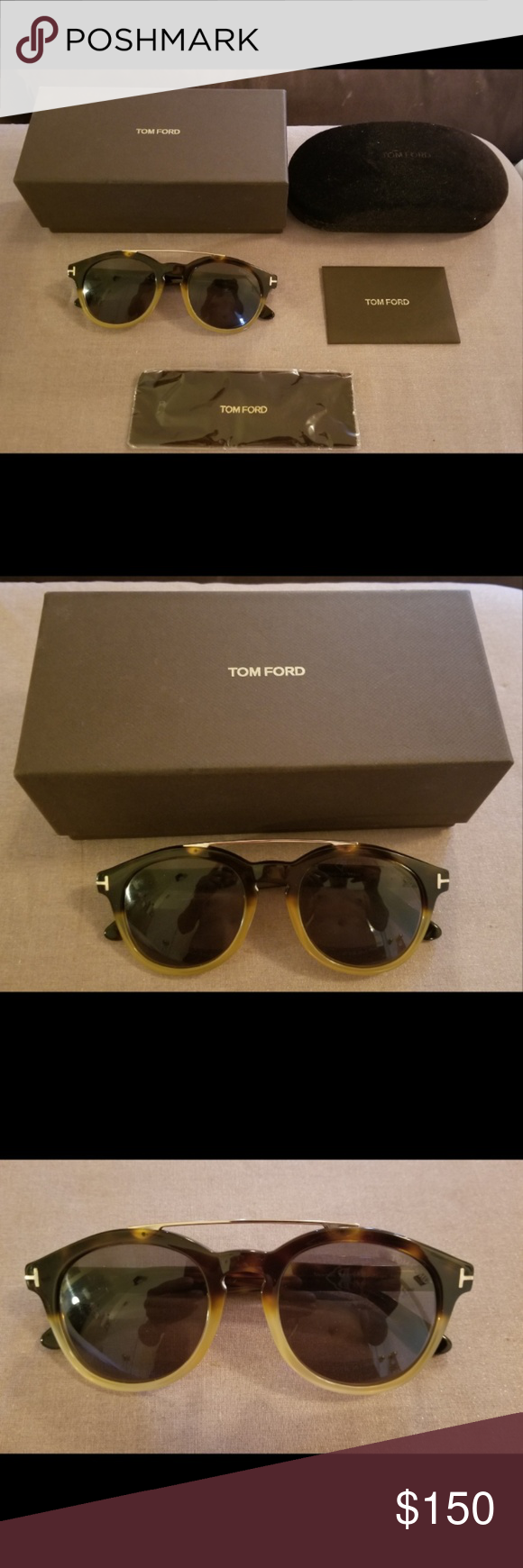 f8d79e5139 Tom Ford Newman Unisex Sunglasses Up for sale is a pair of Tom Ford Newman  Unisex