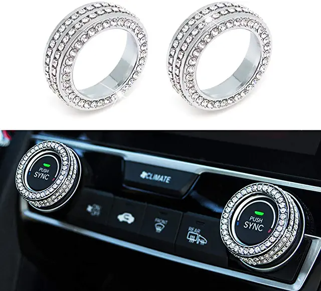 bedazzled car accessories