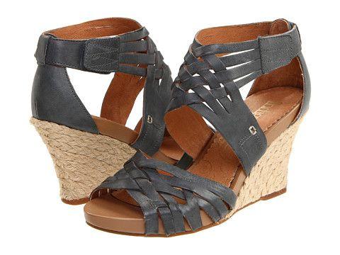 Indigo by Clarks Sky Pocomo Steel Blue Leather - Zappos.com Free Shipping BOTH Ways