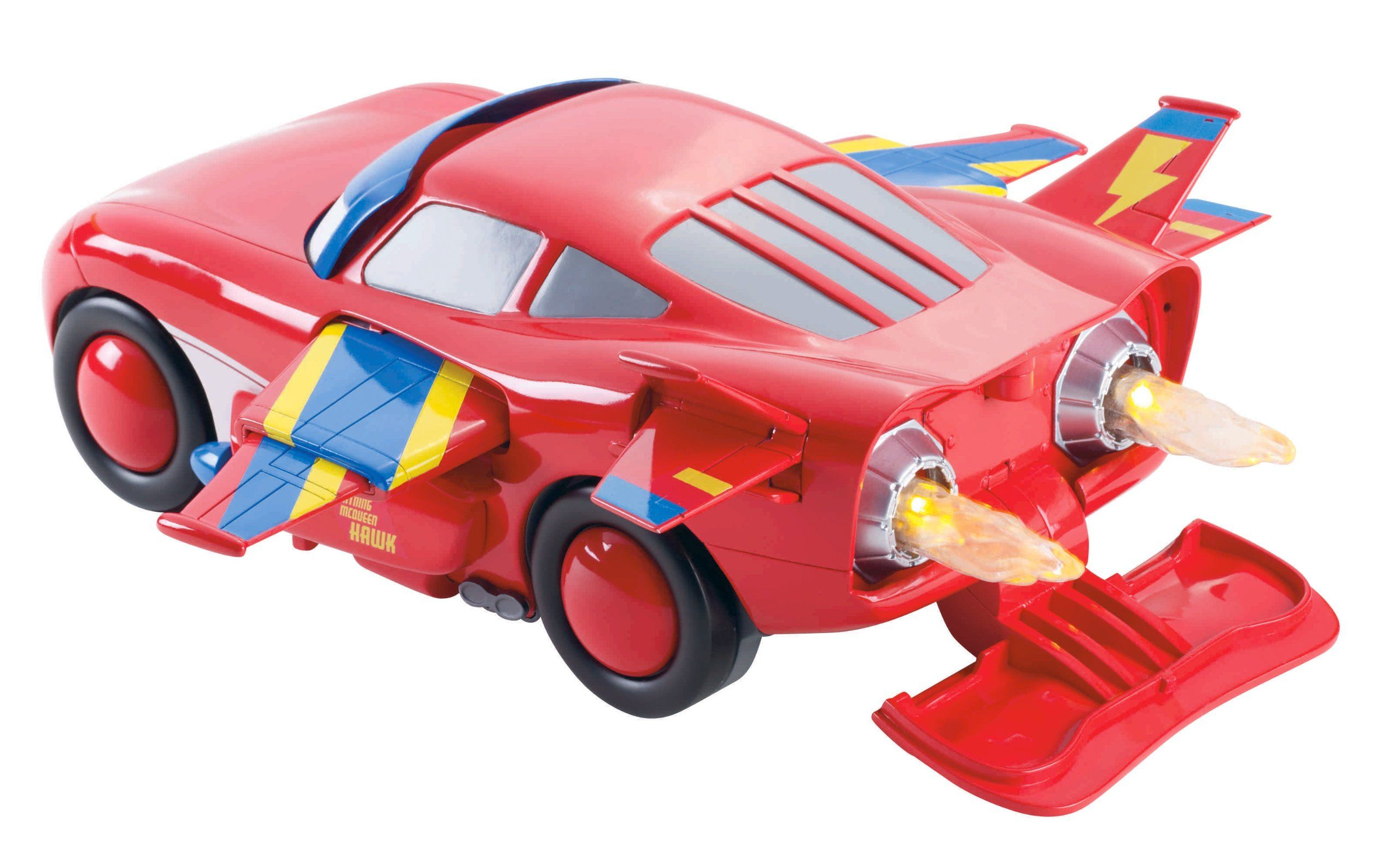Cars Lightning McQueen Hawk * Click on the image for added