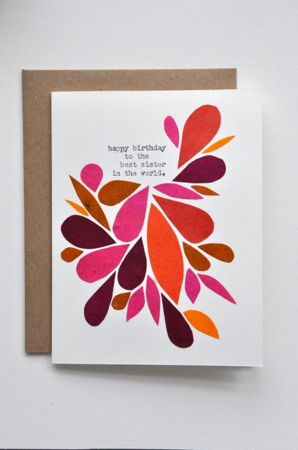 Birthday Cards Ideas For Crafting