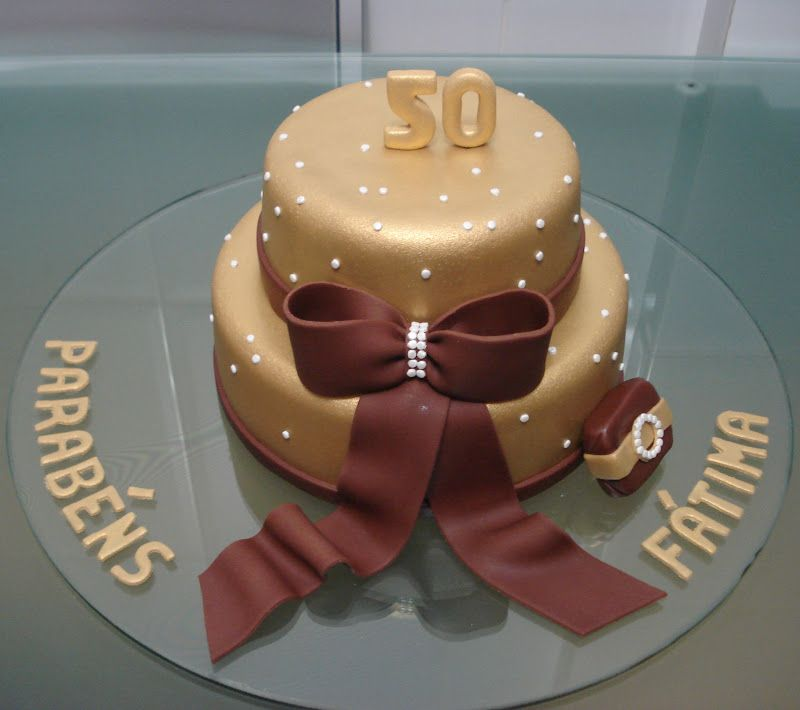 bolos 50 anos aniversario - Pesquisa Google   bolos p meu ...