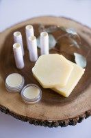 Lotion Bars, Lip Balm, + Bath Melts | 3 DIY Beauty Gifts from Just 4 Ingredients