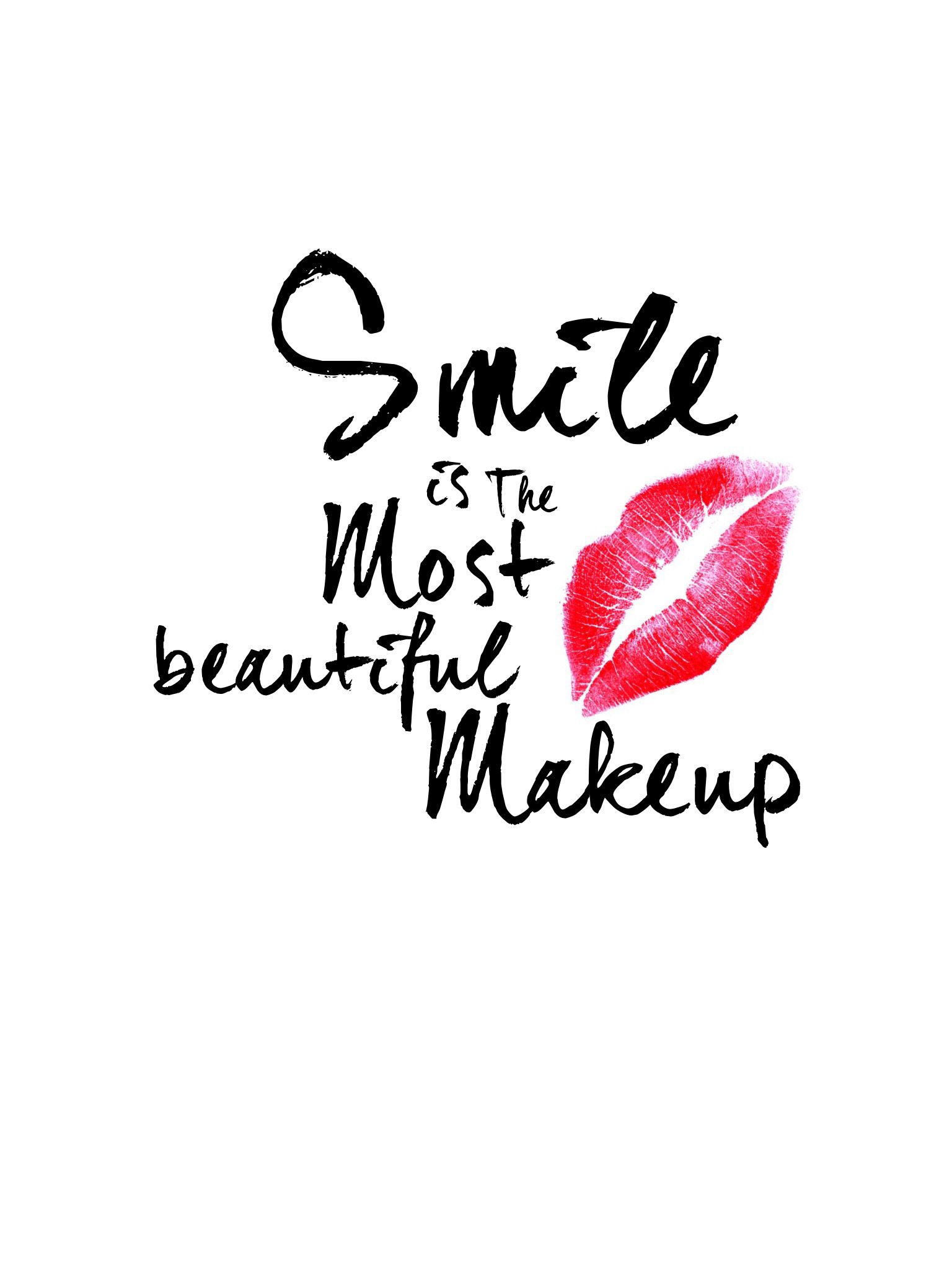 Wallpaper Wallpaper Marieghansen Lipstick Quotes Mascara Quotes Girly Quotes