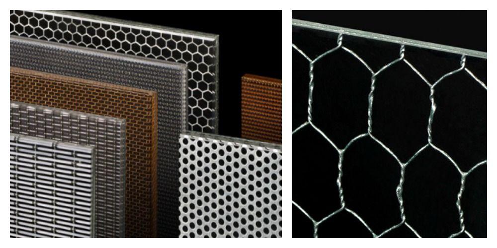 maglia laminated glass panels pulp studio 0
