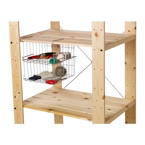 Observat R Clip On Basket Ikea If You Need More Storage: ikea hanging kitchen storage
