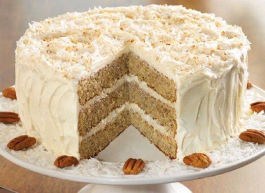 Italian cream cake Recipe Italian cream cakes Cream cake and Cake