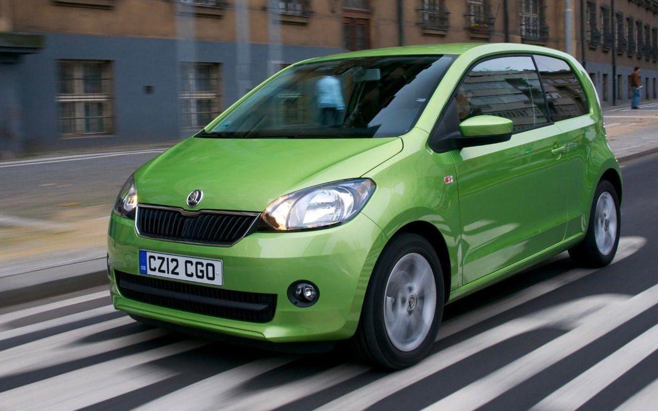 Skoda Citigo Review Best New Cars Car City Car