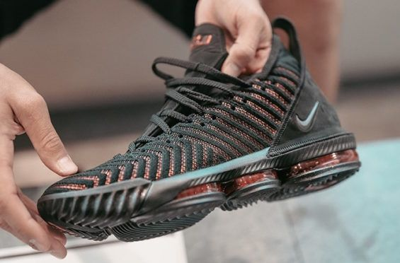 Nike LeBron 16 Fresh Bred Dropping This Week The Nike LeBron 16 Fresh Bred  is the d7693a5a4