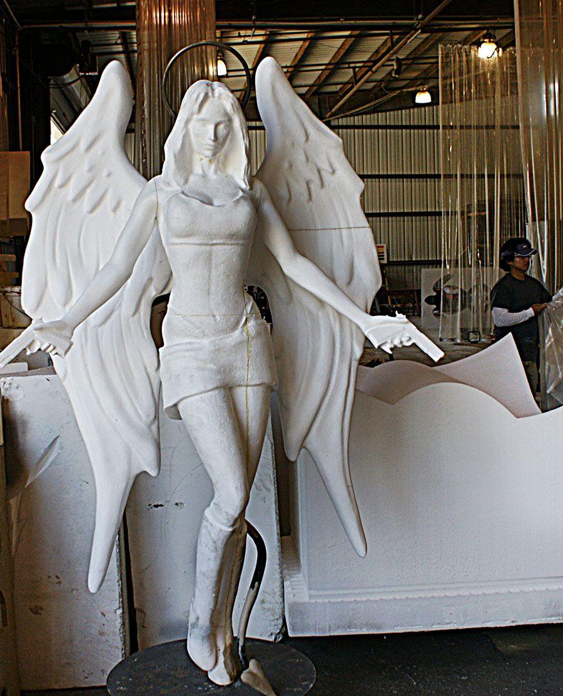 Saints Row Angel Assassin 3d Modeling Casting Saints Row Saints
