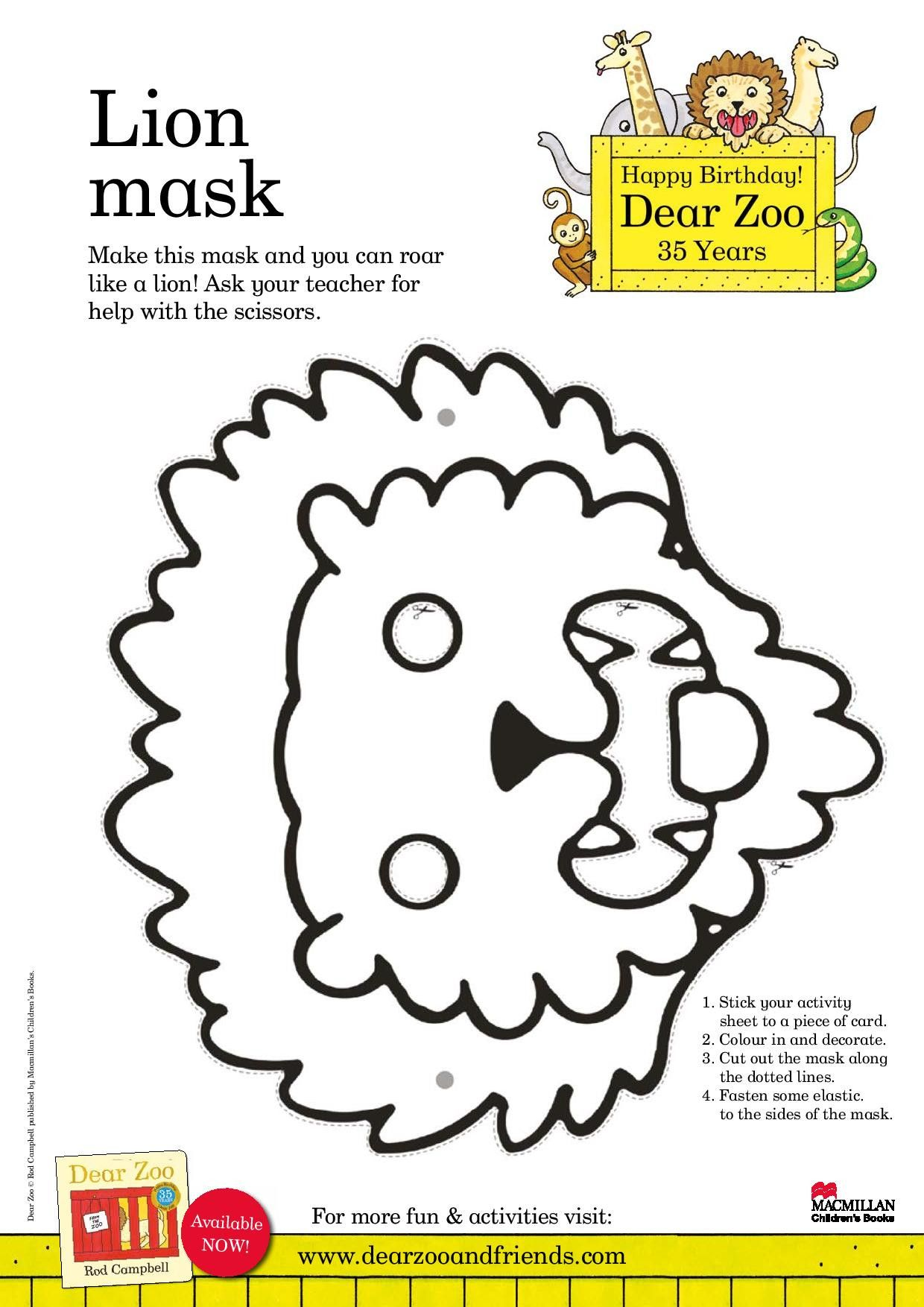6 Zoo Animals Worksheets Student A4 Dear Zoo Activity Sheet 4 Page 001 Dear Zoo Dear Zoo Activities Zoo Activities [ 1754 x 1240 Pixel ]