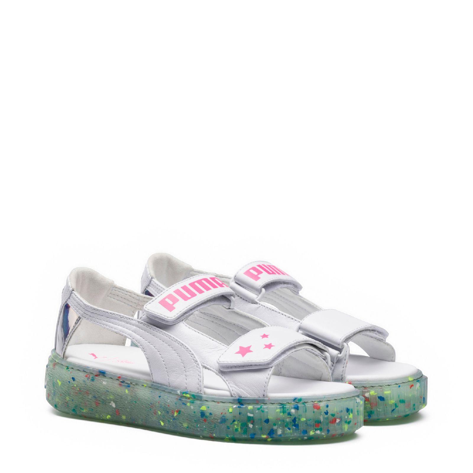 Puma x Sophia Webster Flatform Sandal
