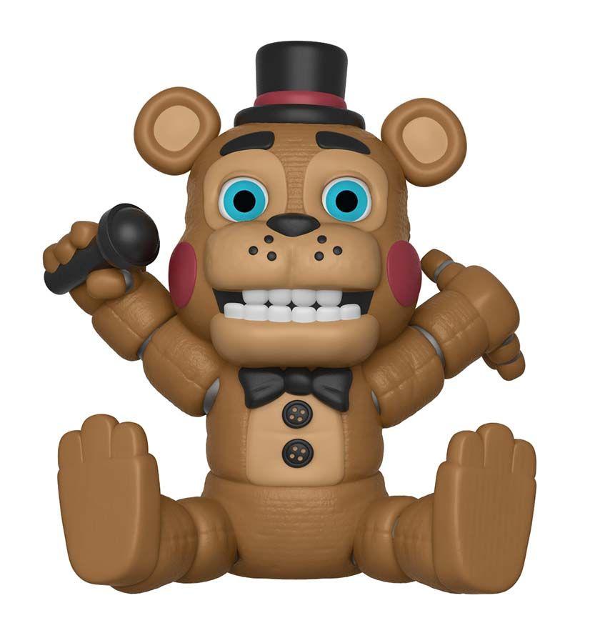 Vinyl Figure: Five Nights at Freddy's - Toy Freddy | pop