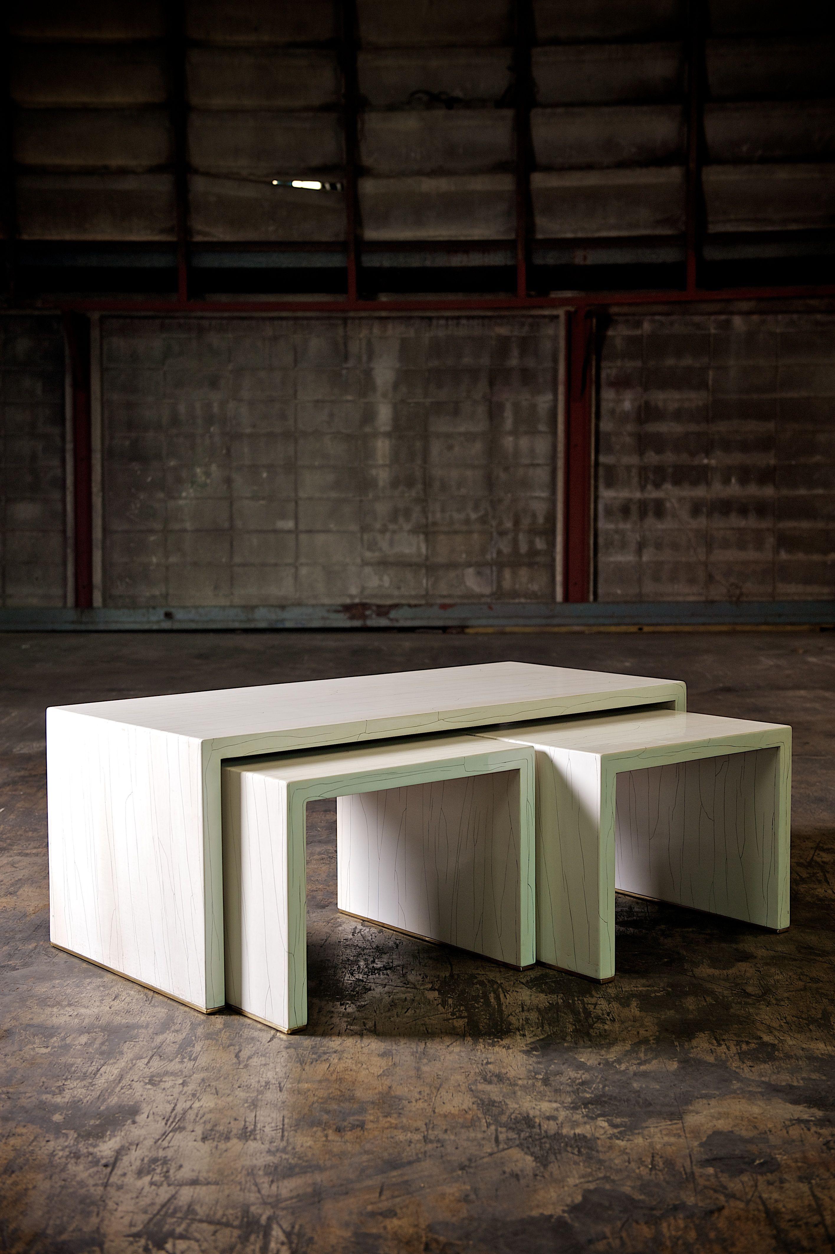 Modular Coffee Table T A B L E S │ Cocktail
