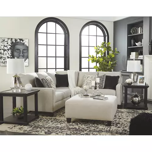 41501s1 In By Ashley Furniture In Raleigh Nc Hallenberg 2 Piece Sectional In 2020 Ashley Furniture Furniture 3 Piece Sectional