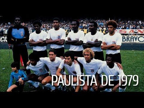 OSMAR SANTOS Corinthians 2 x 0 Ponte preta Gol de Sócrates Final Paulist...