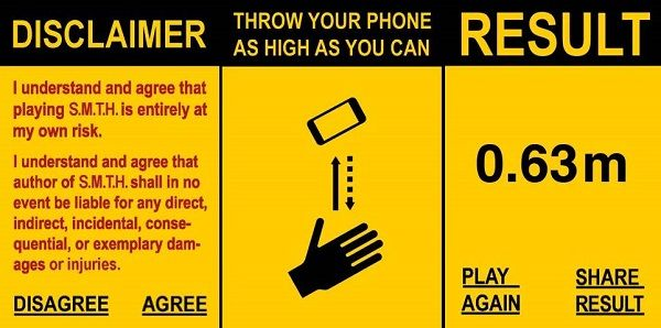 How High Can You Throw Your iPhone? [Banned App] (With