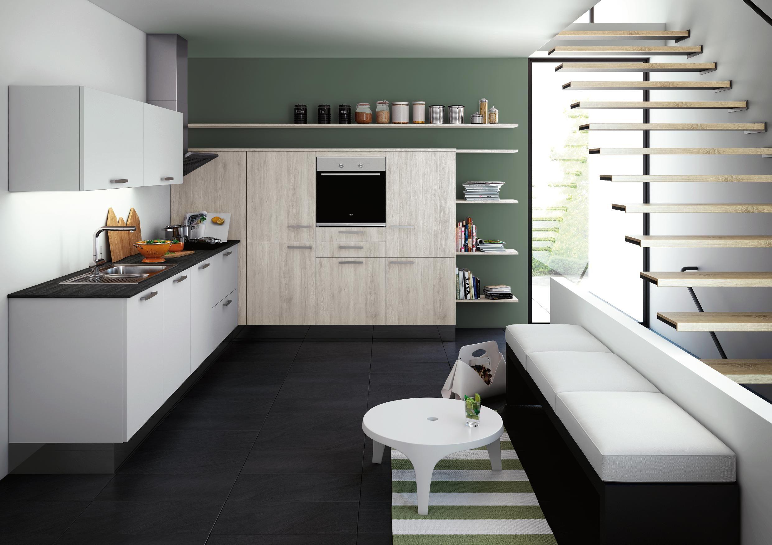 Moderne Einbauküche einbauküche nicol novel moderne küche im eleganten design