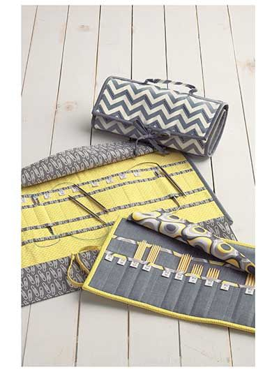 Knitting Needle Roll Pattern : Knit, Purl, And Roll Sewing Pattern...Im not sure I need this to learn t...
