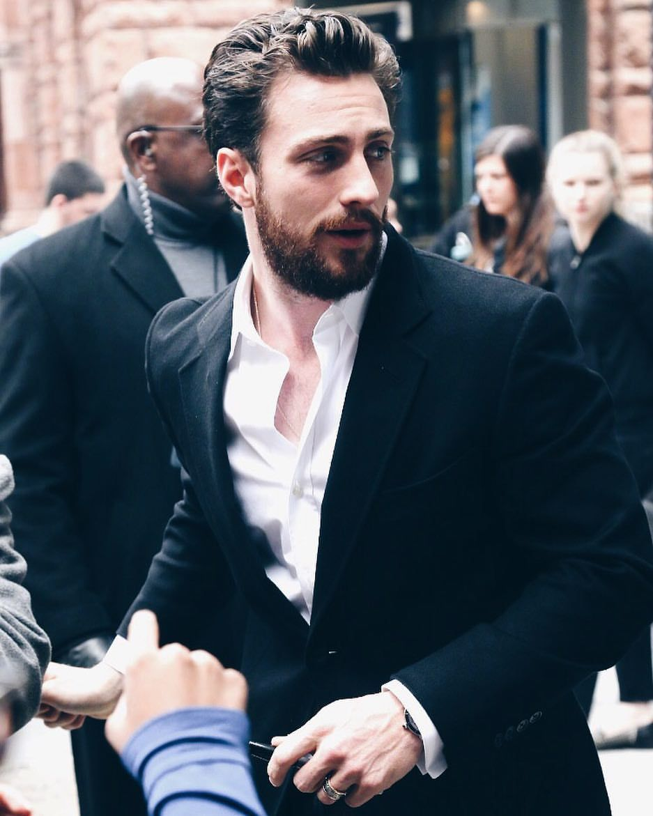 133 Vind Ik Leuks 2 Reacties Aaron Taylor Johnson Source