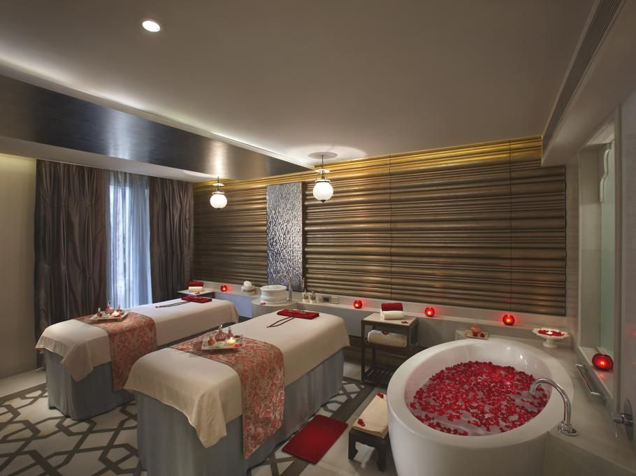 ITC Mughal Kaya Kalp The Royal Spa (9) Nice Look