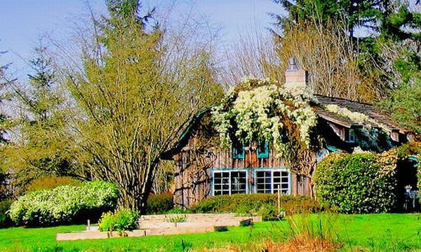 Urban Ghosts Media Is Coming Soon Eco Friendly Living Eco House Design Whimsical Cottage