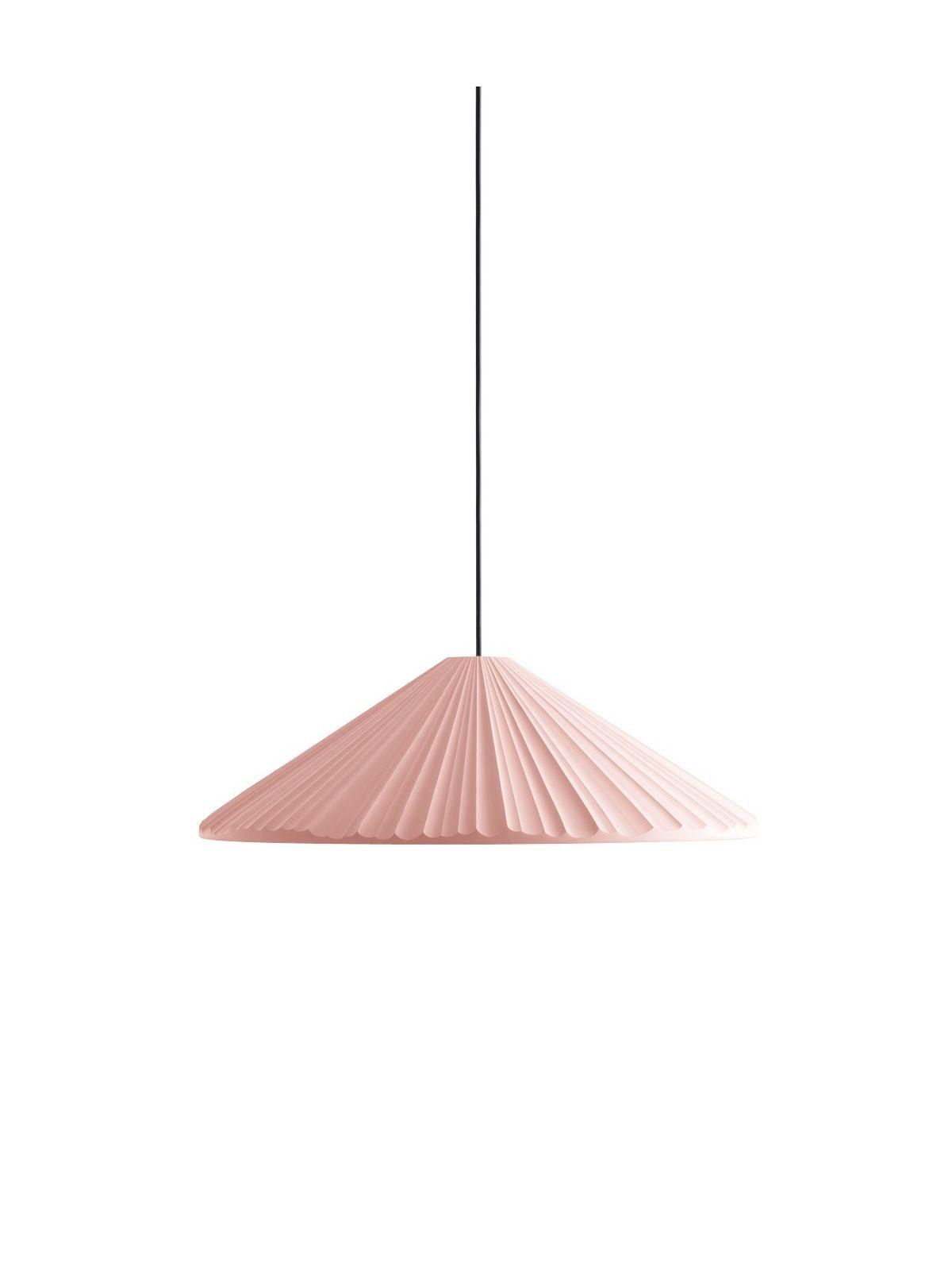 Dimmbare LED Designerleuchte Pu erh von Marset besticht mit einem Keramiklampenschirm in Seidenoptik lamp