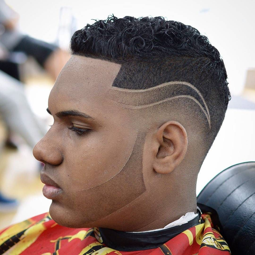 how to cut your own fade
