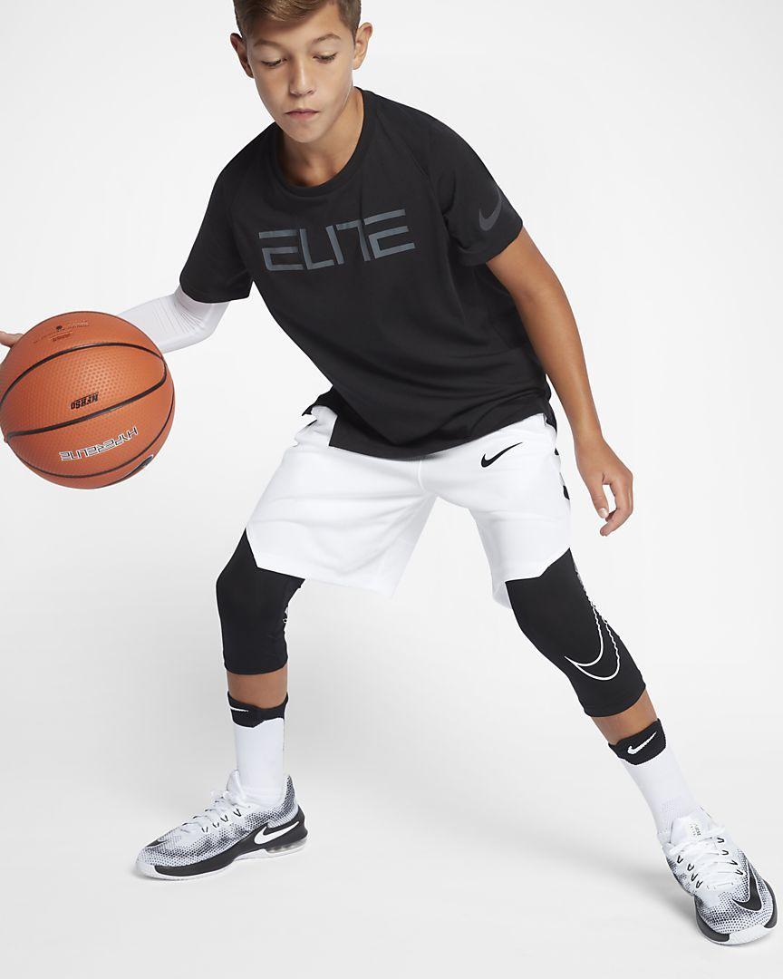 02d87f1feae817 Nike Dri-FIT Elite Big Kids  (Boys ) Basketball Shorts