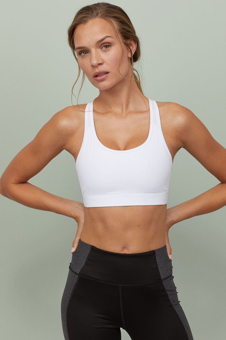 Sports bra High support ในปี 2020