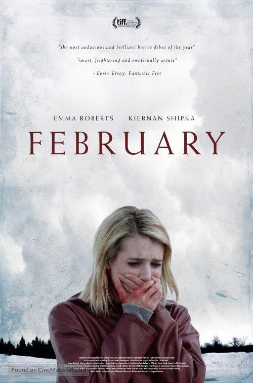 Risultati immagini per february film poster