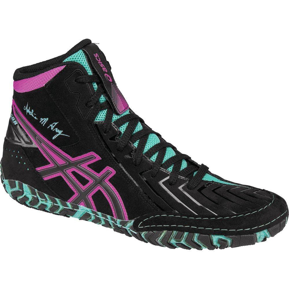Aggressor 3 L.E. Adeline Gray Asics wrestling skor  Asics wrestling shoes